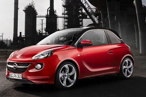 Opel ADAM: la prima citycar Opel di tendenza 38 Opel ADAM: la prima citycar Opel di tendenza