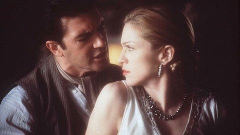 Banderas Madonna Evita 2 - OMAGGIO AD EVITA PERON, DOMANI SU SKY CINEMA PASSION