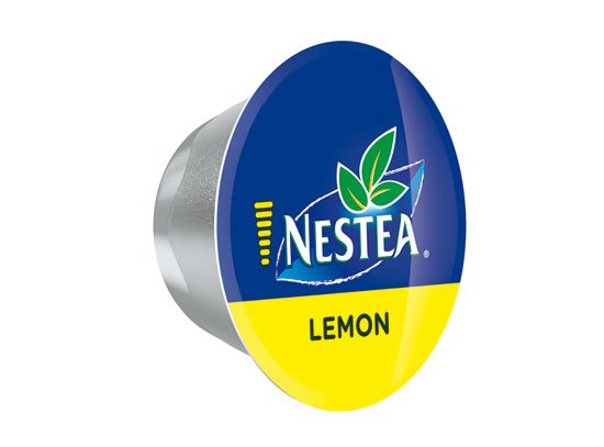DG Nestea Lemon Flt - Nescafé Dolce Gusto presenta Nestea al Limone