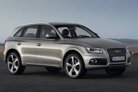 In prevendita la rinnovata gamma Audi Q5 54 In prevendita la rinnovata gamma Audi Q5