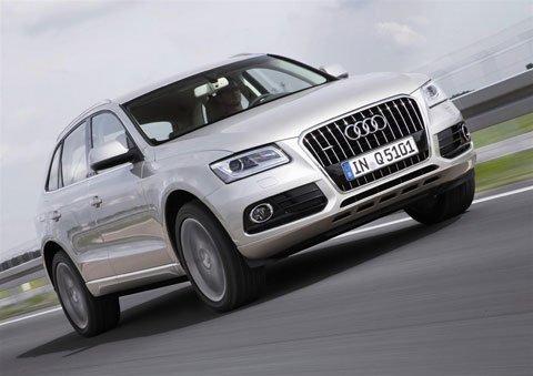Restyling di un modello di successo: la Audi Q5  9 Restyling di un modello di successo: la Audi Q5