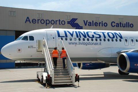 LIVINGSTON inaugura a Verona la sua nuova base 36 LIVINGSTON inaugura a Verona la sua nuova base