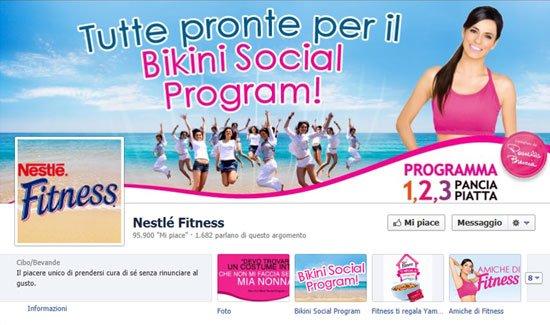 """Rossella Brescia, ambasciatrice del """"1,2,3…Pancia Piatta – Bikini Social Program"""" 52 Rossella Brescia, ambasciatrice del """"1,2,3…Pancia Piatta – Bikini Social Program"""""""