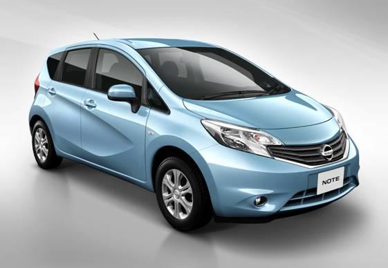 Nuova Nissan NOTE per il mercato giapponese 6 Nuova Nissan NOTE per il mercato giapponese