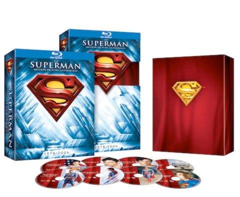 superman - Superman L'Antologia Cinematografica
