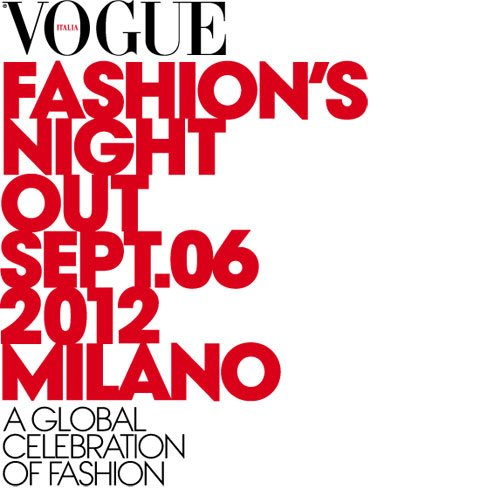 Vogue Fashion's Night Out: torna a Milano per la quarta volta 22 Vogue Fashion's Night Out: torna a Milano per la quarta volta