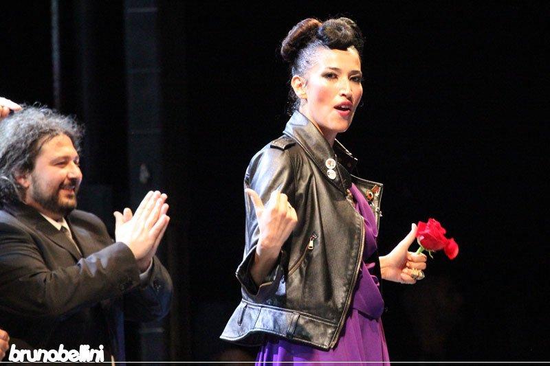 Nina Zilli incanta la Puglia: le foto del concerto 18 Nina Zilli incanta la Puglia: le foto del concerto