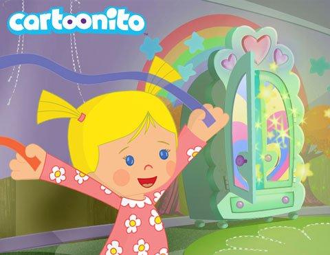 Armadio Chloe cartoonito - Cartoonito, il canale prescolare compie un anno: 22/08, programmazione dedicata
