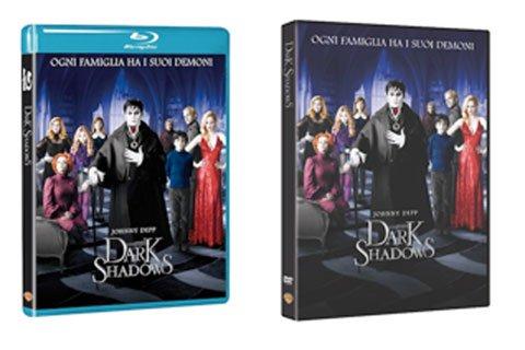 dvd - DARK SHADOWS Edizioni Blu-ray e DVD in vendita dal 18 settembre 2012