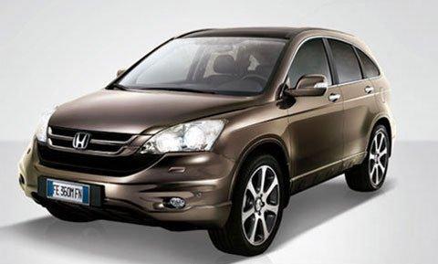 honda crv - Presentata la nuova Honda CR-V