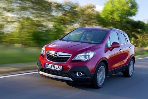 Nuovo Opel Mokka: agilità e consumi ridotti 70 Nuovo Opel Mokka: agilità e consumi ridotti