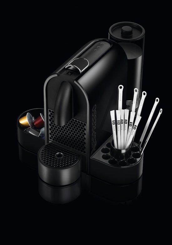 NESPRESSO ha annunciato U: il prodotto di punta del 2012 30 NESPRESSO ha annunciato U: il prodotto di punta del 2012