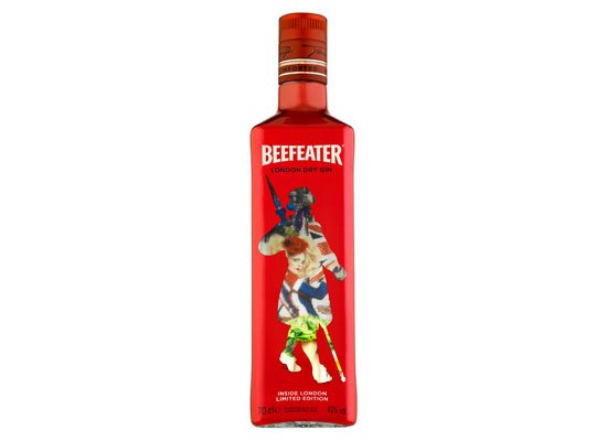 Limited edition Beefeater Inside London  26 Limited edition Beefeater Inside London