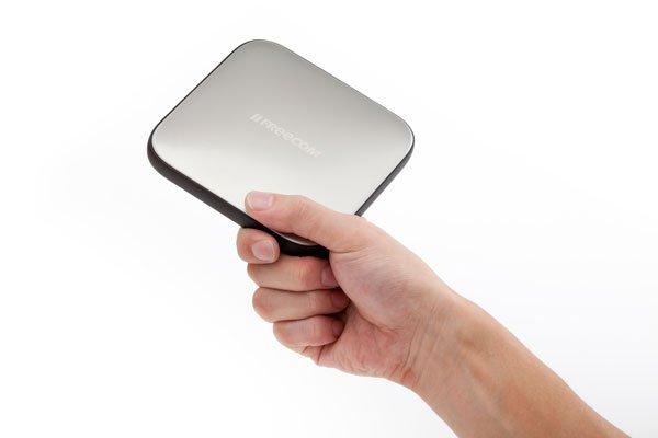 Freecom introduce l'hard drive portatile progettato per registrare i programmi TV 32 Freecom introduce l'hard drive portatile progettato per registrare i programmi TV