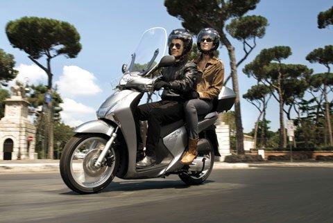 Anteprima: nuovi Honda SH125i ABS e SH150i ABS 66 Anteprima: nuovi Honda SH125i ABS e SH150i ABS