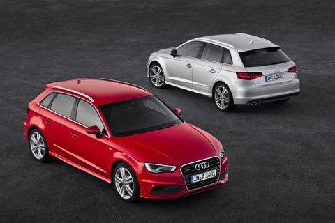 La Audi A3 Sportback debutta al Salone di Parigi 34 La Audi A3 Sportback debutta al Salone di Parigi