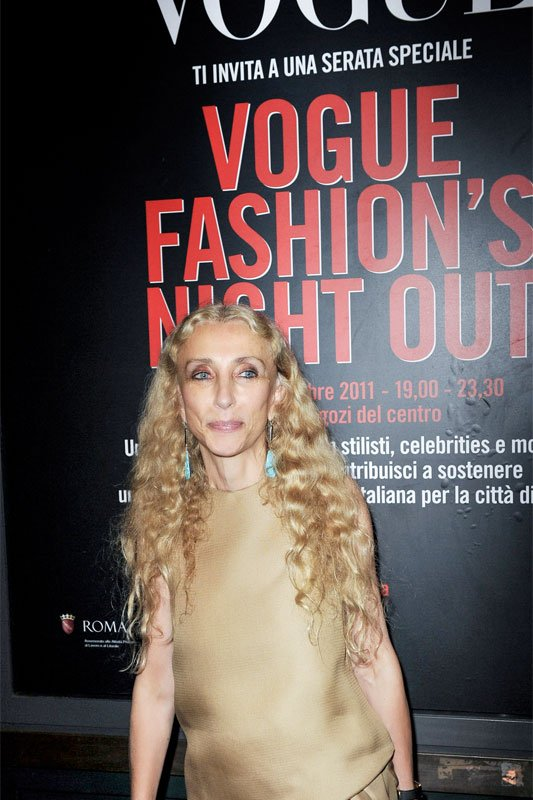 Torna a Roma la Vogue Fashion's Night Out 78 Torna a Roma la Vogue Fashion's Night Out
