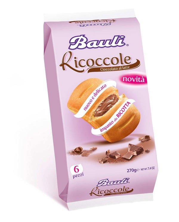 Ricoccole Bauli: da oggi anche al cioccolato al latte 32 Ricoccole Bauli: da oggi anche al cioccolato al latte