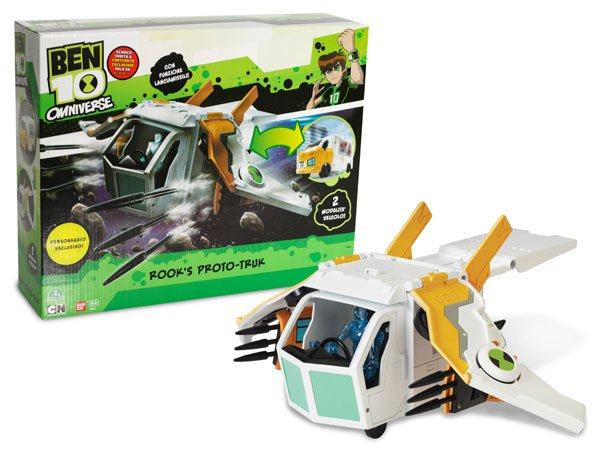 Giochi Preziosi lancia la nuova linea di giocattoli brandizzata Ben 10 68 Giochi Preziosi lancia la nuova linea di giocattoli brandizzata Ben 10