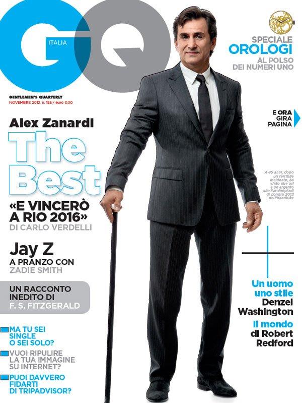 """Alex Zanardi: """"Vincerò anche a Rio 2016, che importa se avrò 50 anni"""" 56 Alex Zanardi: """"Vincerò anche a Rio 2016, che importa se avrò 50 anni"""""""