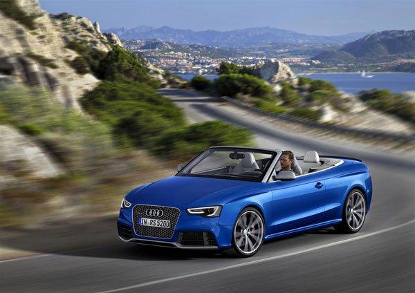 Audi RS 5 Cabriolet: fascino allo stato puro 26 Audi RS 5 Cabriolet: fascino allo stato puro
