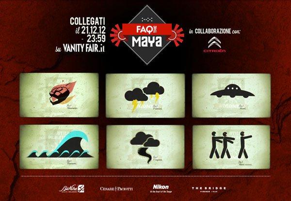 "Evento VanityFair.it: ""Faq the Maya, l'oroscopo dei sopravvissuti"" 26 Evento VanityFair.it: ""Faq the Maya, l'oroscopo dei sopravvissuti"""