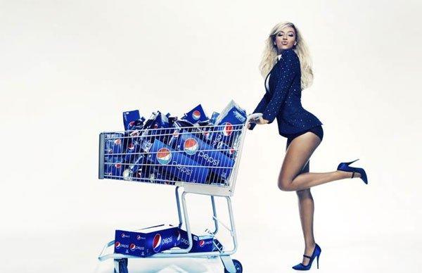 Beyoncé è il nuovo volto della campagna globale Pepsi 2013 28 Beyoncé è il nuovo volto della campagna globale Pepsi 2013