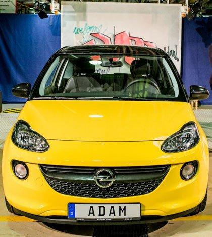 283109 medium - Avvio ufficiale della produzione di Opel ADAM