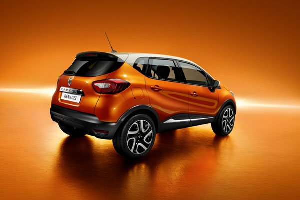 Captur: nasce l'urban crossover di Renault 27 Captur: nasce l'urban crossover di Renault