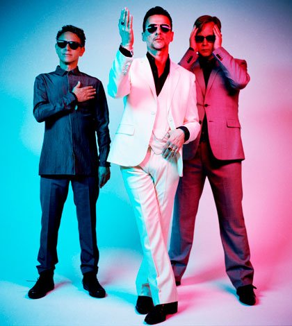 Depeche Mode: Delta Machine è il titolo del nuovo album 10 Depeche Mode: Delta Machine è il titolo del nuovo album
