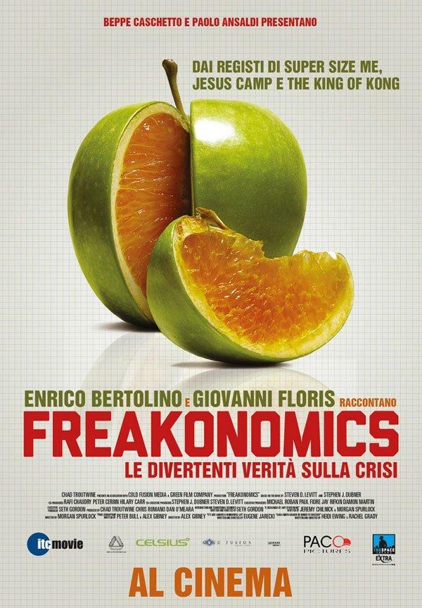 """GIOVANNI FLORIS: """"Freakonomics è come Ballarò... coltiva il Dubbio con semplicità e ironia"""" 58 GIOVANNI FLORIS: """"Freakonomics è come Ballarò... coltiva il Dubbio con semplicità e ironia"""""""