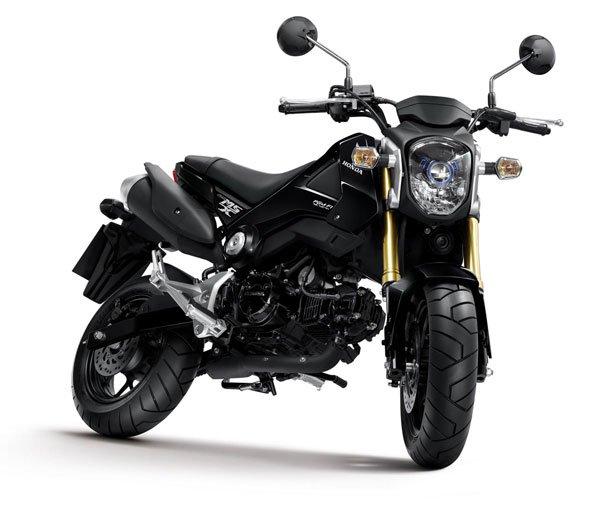 """Honda annuncia la prima e unica """"Mini Street X-treme 125"""" 22 Honda annuncia la prima e unica """"Mini Street X-treme 125"""""""