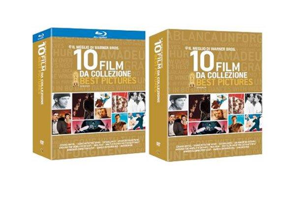 10 Film da Collezione Best Pictures - Dal 21 febbraio in Blu-ray e DVD 50 10 Film da Collezione Best Pictures - Dal 21 febbraio in Blu-ray e DVD