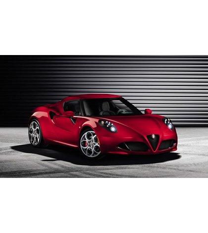 130211 AR 4C 01 - Anteprima mondiale: Alfa Romeo 4C