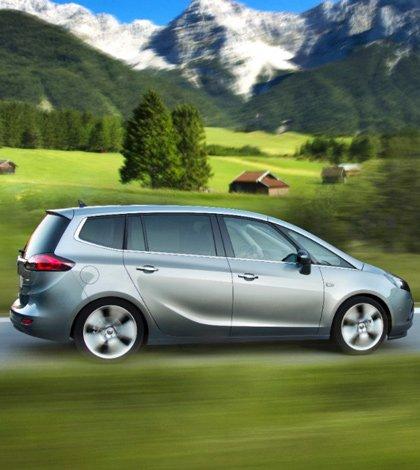 272878 medium - Opel Zafira Tourer 1.6 CDTI: Sette posti con la massima efficienza