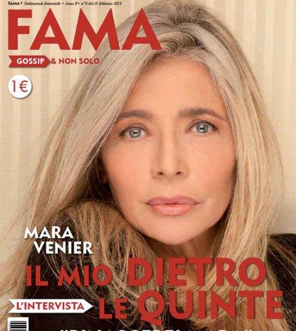 FAMA, intervista a Mara Venier 34 FAMA, intervista a Mara Venier