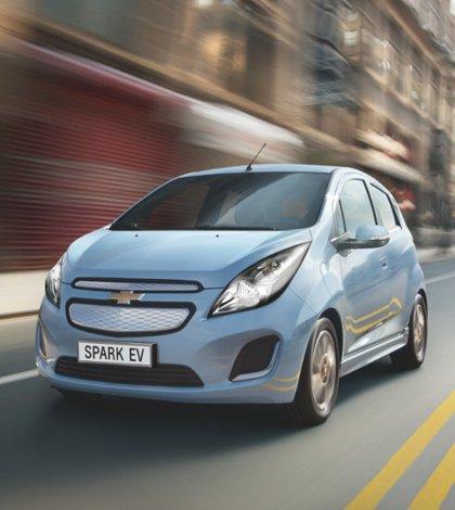 "Spark EV: la star ""elettrica"" Chevrolet  70 Spark EV: la star ""elettrica"" Chevrolet"
