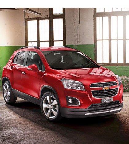 Debutta a Ginevra il nuovo design del SUV Chevrolet Captiva 54 Debutta a Ginevra il nuovo design del SUV Chevrolet Captiva