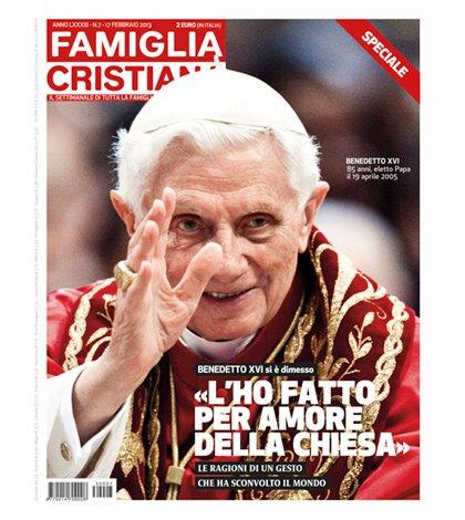 Dimissioni Papa: Famiglia Cristiana intervista il cardinale Ravasi 38 Dimissioni Papa: Famiglia Cristiana intervista il cardinale Ravasi