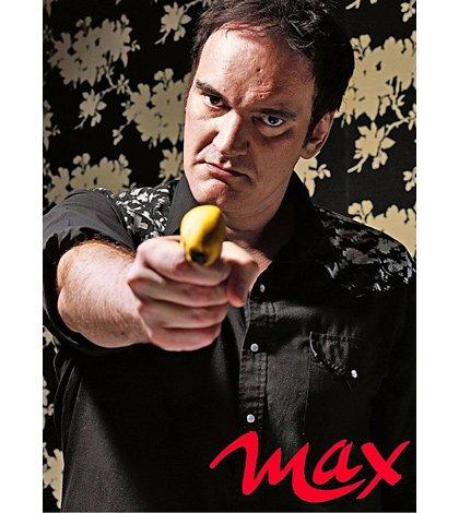 Un Quentin Tarantino privato su Max 10 Un Quentin Tarantino privato su Max