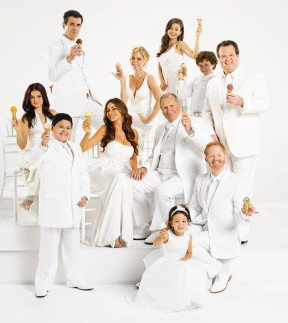 Modern Family, al via su MTV la terza stagione 32 Modern Family, al via su MTV la terza stagione