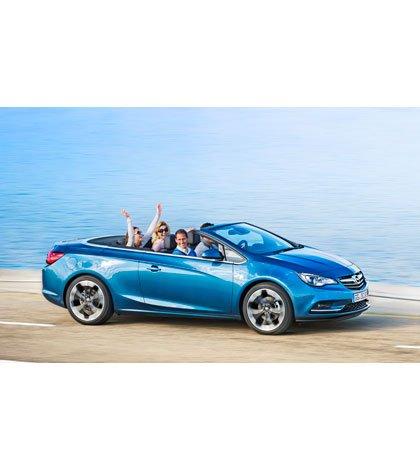 Opel Cascada Convertible 282260 - Quattro anteprime Opel al Salone di Ginevra
