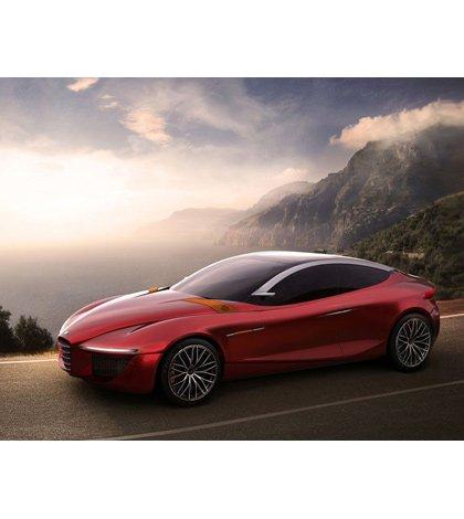 alfa concept ied - Gloria: concept IED per Alfa Romeo