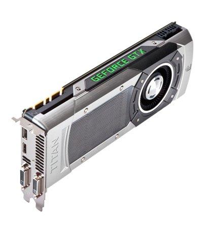 ASUS presenta la GeForce GTX Titan 7 ASUS presenta la GeForce GTX Titan