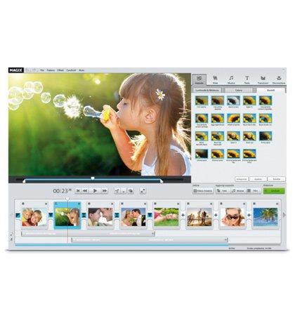 Nuovo MAGIX Photostory easy 24 Nuovo MAGIX Photostory easy