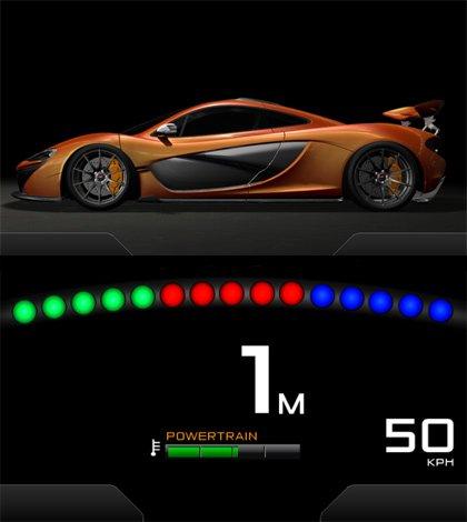 """La McLaren P1 pronta per il """"Race"""" di Ginevra 70 La McLaren P1 pronta per il """"Race"""" di Ginevra"""
