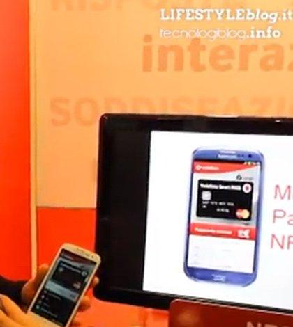 Acquisti tramite cellulare mediante tecnologia NFC [Video] 8 Acquisti tramite cellulare mediante tecnologia NFC [Video]