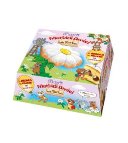 Da Bauli in arrivo l'uovo con doppia sorpresa e la Torta Morbidi Amici 38 Da Bauli in arrivo l'uovo con doppia sorpresa e la Torta Morbidi Amici