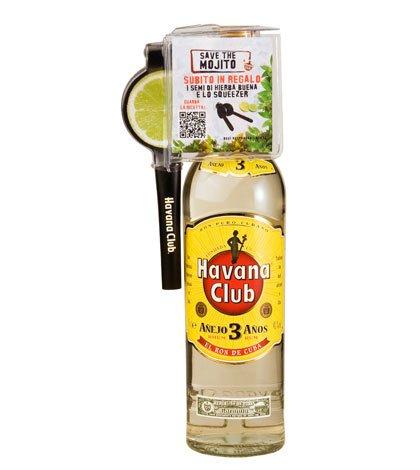 Torna lo special pack Havana Club dedicato al Mojito 46 Torna lo special pack Havana Club dedicato al Mojito