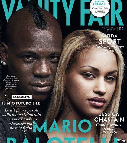 """VF13 Balotelli - Mario Balotelli: """"Sono innamorato di Fanny, ma non sono bravo a raccontarlo"""""""